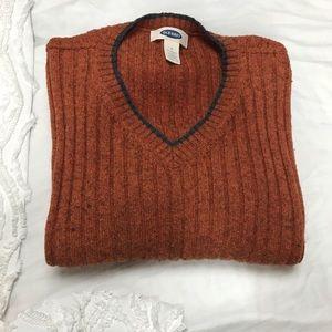 Old Navy  long sleeve sweater V-neck